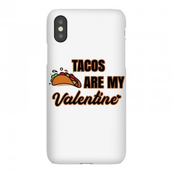tacos are my valentine for light iPhoneX Case | Artistshot