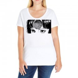 uzumaki for light Ladies Curvy T-Shirt | Artistshot
