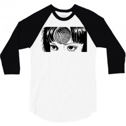uzumaki for light 3/4 Sleeve Shirt | Artistshot