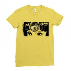 uzumaki for light Ladies Fitted T-Shirt | Artistshot