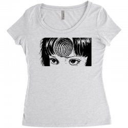 uzumaki for light Women's Triblend Scoop T-shirt | Artistshot