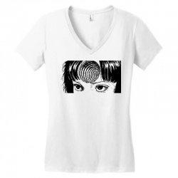 uzumaki for light Women's V-Neck T-Shirt | Artistshot