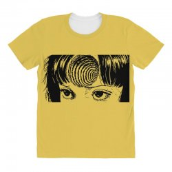 uzumaki for light All Over Women's T-shirt | Artistshot
