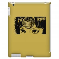 uzumaki for light iPad 3 and 4 Case | Artistshot