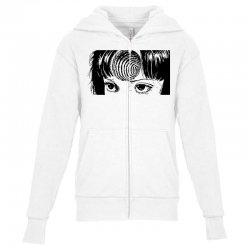 uzumaki for light Youth Zipper Hoodie | Artistshot