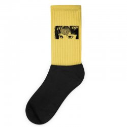 uzumaki for light Socks | Artistshot