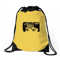 uzumaki for light Drawstring Bags | Artistshot