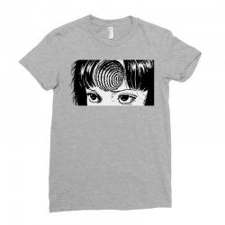 uzumaki Ladies Fitted T-Shirt | Artistshot