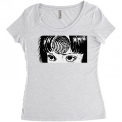 uzumaki Women's Triblend Scoop T-shirt | Artistshot
