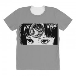 uzumaki All Over Women's T-shirt | Artistshot