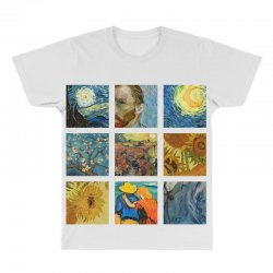 van gogh picture All Over Men's T-shirt | Artistshot