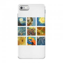 van gogh picture iPhone 7 Case | Artistshot