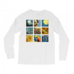 van gogh picture Long Sleeve Shirts | Artistshot