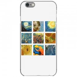 van gogh picture iPhone 6/6s Case | Artistshot