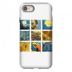 van gogh picture iPhone 8 Case | Artistshot