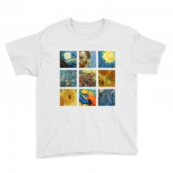van gogh picture Youth Tee | Artistshot