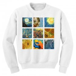 van gogh picture Youth Sweatshirt | Artistshot