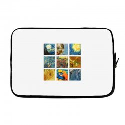 van gogh picture Laptop sleeve | Artistshot