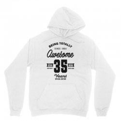 Awesome 35 Years Unisex Hoodie | Artistshot