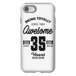 Awesome 35 Years iPhone 8 Case | Artistshot