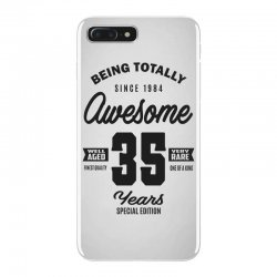 Awesome 35 Years iPhone 7 Plus Case | Artistshot