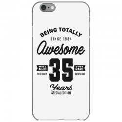 Awesome 35 Years iPhone 6/6s Case | Artistshot