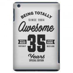 Awesome 35 Years iPad Mini Case | Artistshot