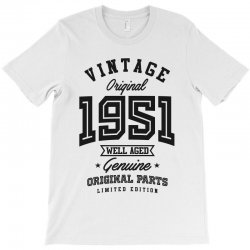 Gift for Born in 1951 T-Shirt | Artistshot