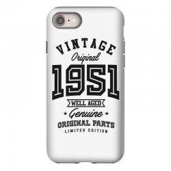 Gift for Born in 1951 iPhone 8 Case | Artistshot