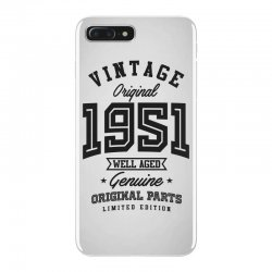 Gift for Born in 1951 iPhone 7 Plus Case | Artistshot