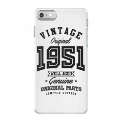 Gift for Born in 1951 iPhone 7 Case | Artistshot