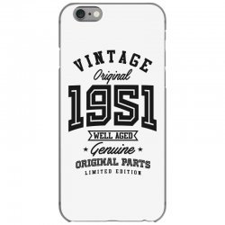 Gift for Born in 1951 iPhone 6/6s Case | Artistshot