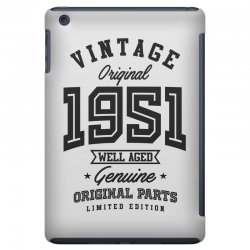 Gift for Born in 1951 iPad Mini Case | Artistshot