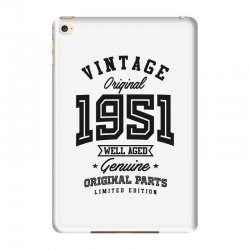 Gift for Born in 1951 iPad Mini 4 Case | Artistshot