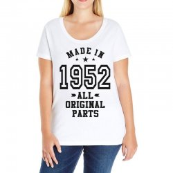 Gift for Made in 1952 Ladies Curvy T-Shirt | Artistshot