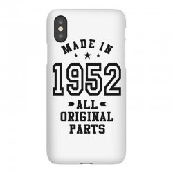 Gift for Made in 1952 iPhoneX Case | Artistshot