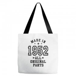Gift for Made in 1952 Tote Bags | Artistshot