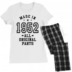 Gift for Made in 1952 Women's Pajamas Set | Artistshot