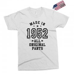 Gift for Made in 1952 Exclusive T-shirt | Artistshot