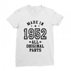 Gift for Made in 1952 Ladies Fitted T-Shirt | Artistshot