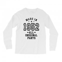 Gift for Made in 1952 Long Sleeve Shirts | Artistshot