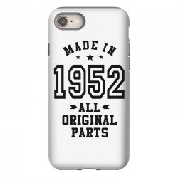 Gift for Made in 1952 iPhone 8 Case | Artistshot