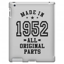 Gift for Made in 1952 iPad 3 and 4 Case | Artistshot