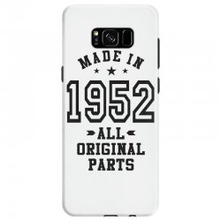 Gift for Made in 1952 Samsung Galaxy S8 Case | Artistshot