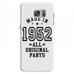 Gift for Made in 1952 Samsung Galaxy S7 Case | Artistshot
