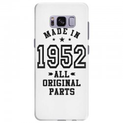 Gift for Made in 1952 Samsung Galaxy S8 Plus Case | Artistshot