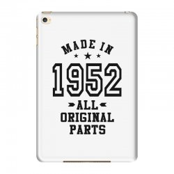 Gift for Made in 1952 iPad Mini 4 Case | Artistshot