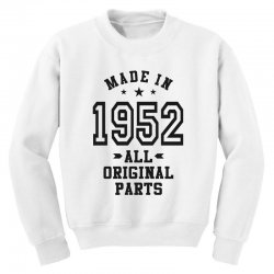 Gift for Made in 1952 Youth Sweatshirt | Artistshot