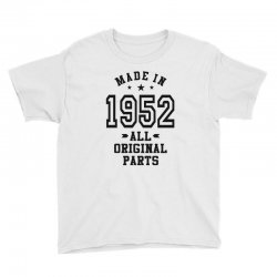 Gift for Made in 1952 Youth Tee | Artistshot