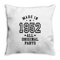 Gift for Made in 1952 Throw Pillow | Artistshot